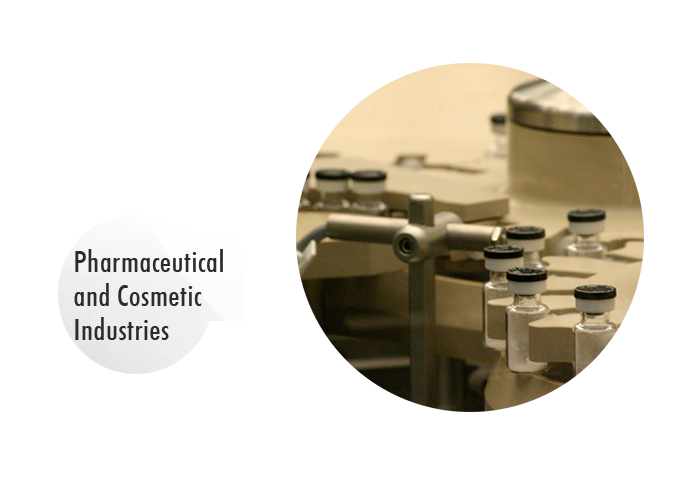 Pharmaceutical and Cosmetic Industries